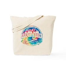 Arapahoe Basin Old Circle Tote Bag