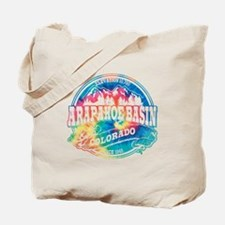 Arapahoe Basin Old Circle Tote Bag