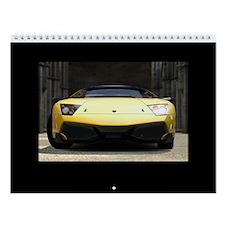 Gran Turismo Pictures Wall Calendar