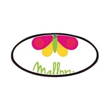 Mallory The Butterfly Patches