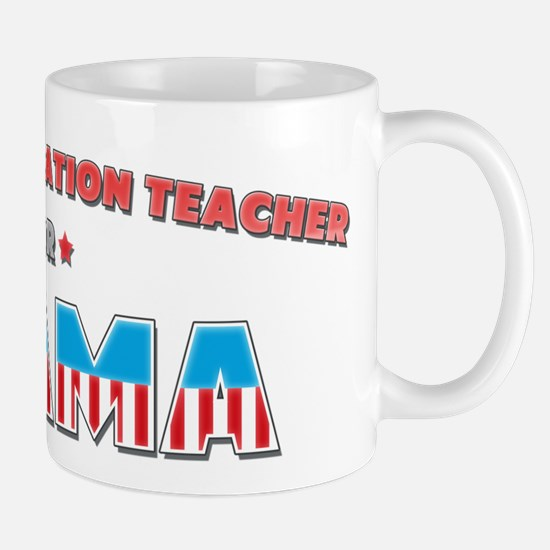 Physical Education Teacher Fo Mug