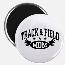Track & Field Mom Magnet