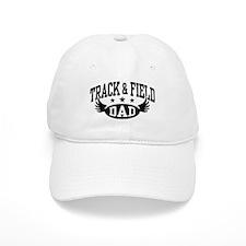 Track & Field Dad Baseball Cap