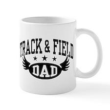 Track & Field Dad Mug
