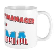 Restaurant Manager For Obama Mug