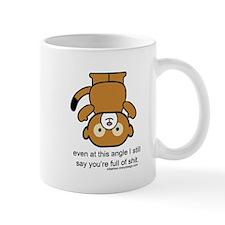 Happy Monkey - Full of Shit Coffee Mug