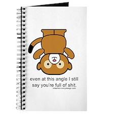 Happy Monkey - Full of Shit Journal