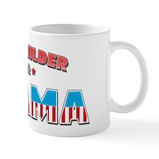 Shipbuilder For Obama Mug