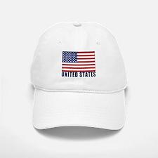USA Flag Baseball Baseball Cap