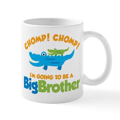 Alligator going to be a Big B Mug