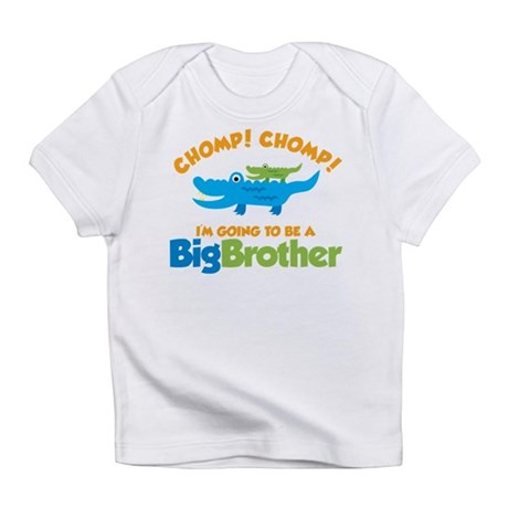 Alligator going to be a Big B Infant T-Shirt