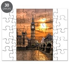 Houses of Parliament Puzzle