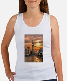 Houses of Parliament Women's Tank Top