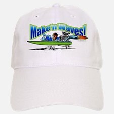 Make'n Waves Baseball Baseball Cap