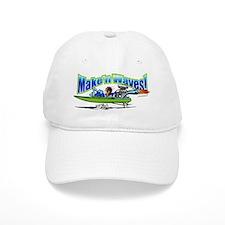 Make'n Waves Baseball Cap