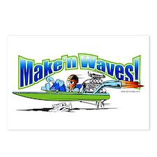 Make'n Waves Postcards (Package of 8)