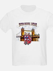 Tower bridge, London T-Shirt
