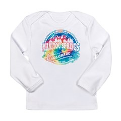 Manitou Springs Old Circle Long Sleeve Infant T-Sh