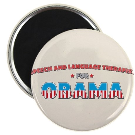 "Speech And Language Therapist 2.25"" Magnet (10 pac"
