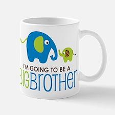 Elephant going to be a Big Brother Mug