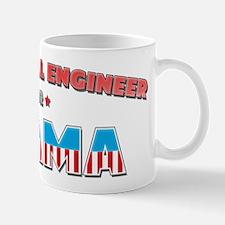 Structural Engineer For Obama Mug