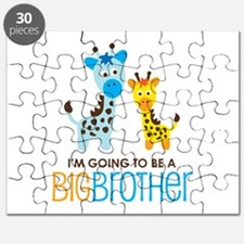 Giraffe going to be a Big Brother Puzzle