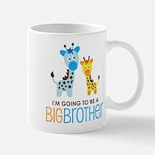 Giraffe going to be a Big Brother Mug