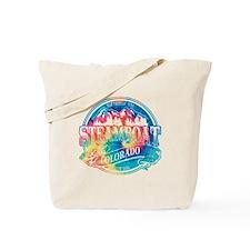 Steamboat Old Circle 3 Tote Bag