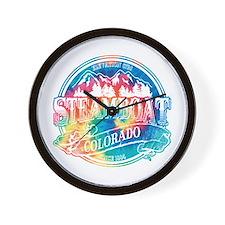 Steamboat Old Circle 3 Wall Clock