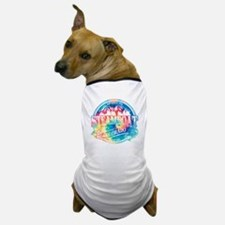 Steamboat Old Circle 3 Dog T-Shirt