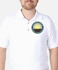 End Ethanol Subsidies Golf Shirt