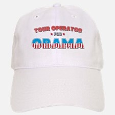 Tour Operator For Obama Baseball Baseball Cap