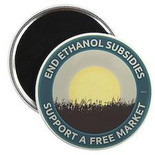 "End Ethanol Subsidies 2.25"" Magnet (100 pack)"