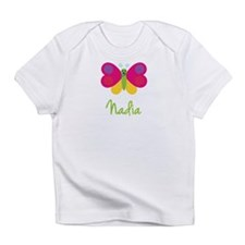 Nadia The Butterfly Infant T-Shirt