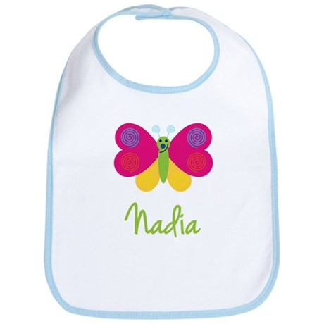 Nadia The Butterfly Bib