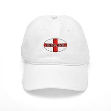 Oval England Baseball Cap