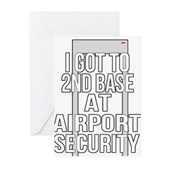 2nd base Greeting Cards (Pk of 10)