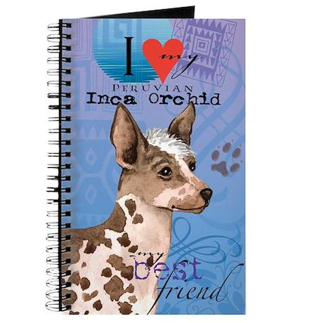 Peruvian Inca Orchid Journal