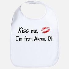 Kiss Me: Akron Bib