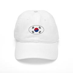 South Korean flag Baseball Cap