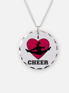 I love Cheerleading Necklace