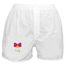 Carly The Butterfly Boxer Shorts