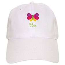 Elvia The Butterfly Baseball Cap