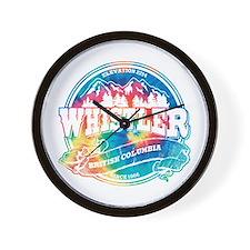 Whistler Old Circle 2 Wall Clock