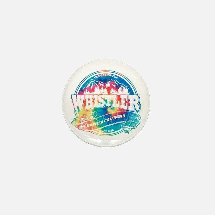 Whistler Old Circle 2 Mini Button