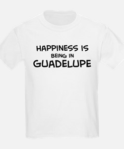Happiness is Guadelupe Kids T-Shirt
