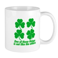 Shamrocks and Clovers Mug