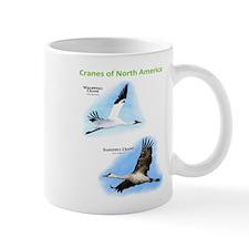 Cranes of North America Mug