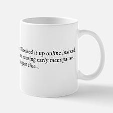Doctor Internet Mug