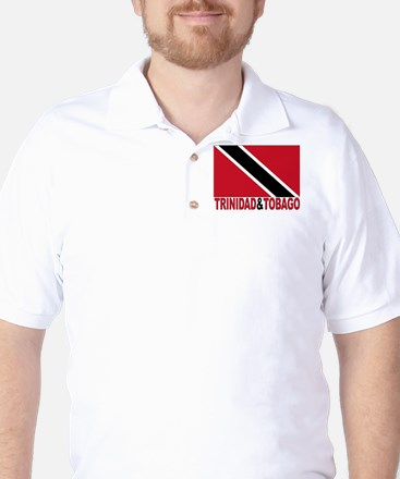 Trinidad And Tobago Golf Shirt